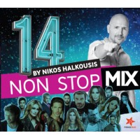 Non Stop Mix 14 by Nikos Halkousis