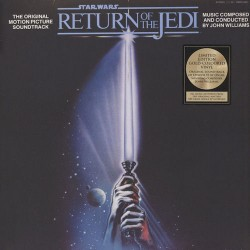 John Williams ‎– Star Wars / Return Of The Jedi (The Original Motion Picture Soundtrack)