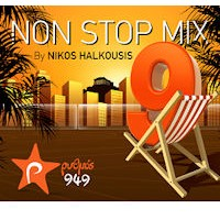 Non Stop Mix 9 by Nikos Halkousis