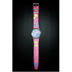 Little cats of Greece with crystals ABS watch
