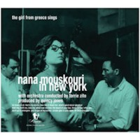 Μούσχουρη Νανά - Nana Mouskouri In New York - The Girl From Greece Sings